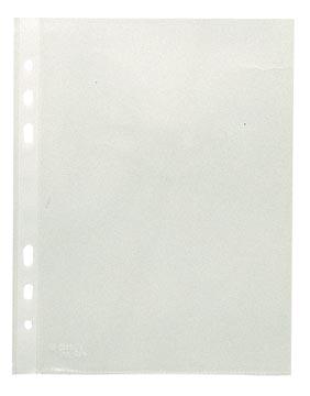 Esselte geperforeerde Showmap ft A5, uit pp, 6 gaatsperforatie, doos van 100 stuks
