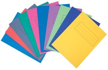 Class'ex dossiermap, 3 kleppen, geassorteerde kleuren