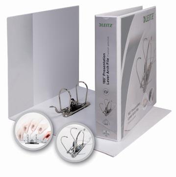 Leitz personaliseerbare ordner Premium rug van 8 cm