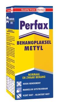 Perfax behangplaksel Metyl