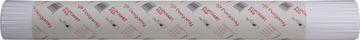 Pergamy flipchartpapier ft 65 x 98, blanco, rol met 50 blad