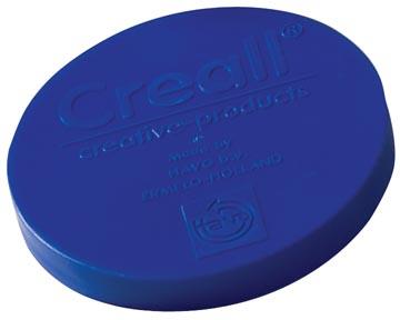Antiknoeipot voor verf blauw deksel (125 ml)
