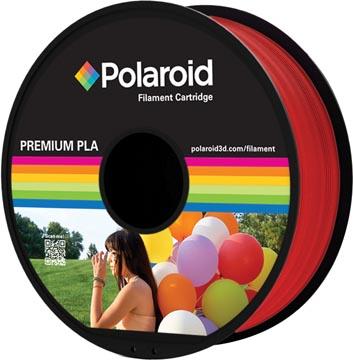 Polaroid 3D Universal Premium PLA filament, 1 kg, rood