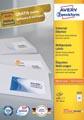 Avery Zweckform 3475, Universele etiketten, Ultragrip, wit, 200 vel, 24 per vel, 70 x 36 mm