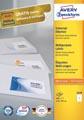 Avery Zweckform 3478, Universele etiketten, Ultragrip, wit, 100 vellen, 1 per vel, 210 x 297 mm